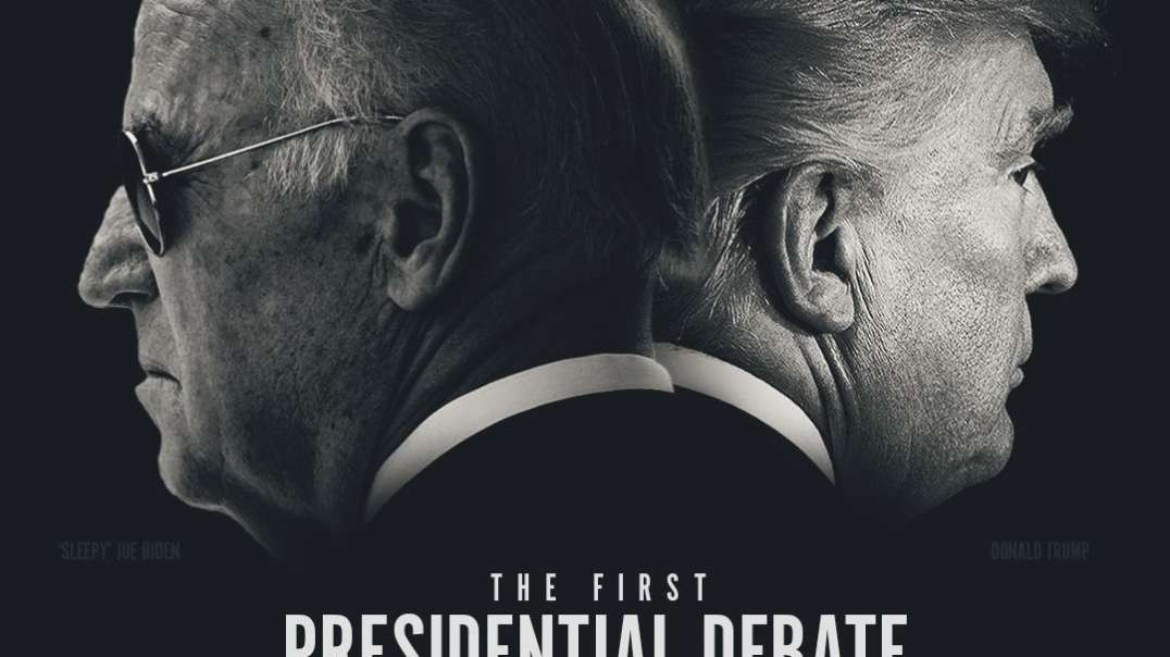 Click Below To Watch Tonight's Presidential Debate!