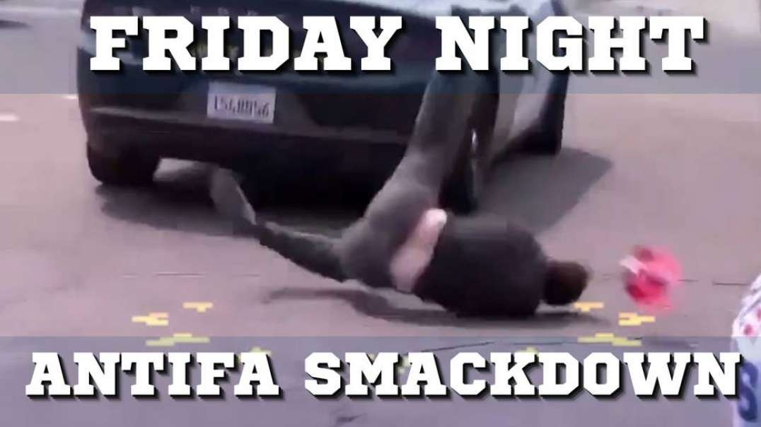 Friday Night ANTIFA Smackdown Episode 3