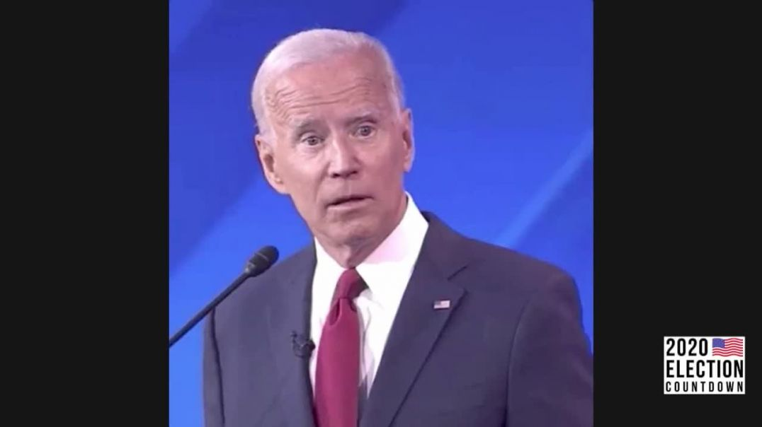VIDEO: Biden Let Out Of Basement Immediately Gets Owned