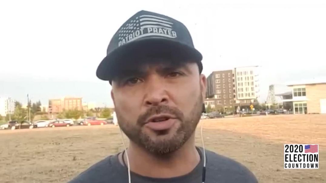 Joey Gibson Speaks Out On Facebook's Ban Of Patriot Prayer