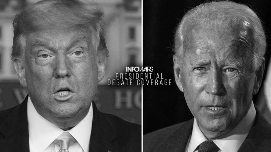 Amidst Massive Voter Fraud The Stage Is Set For Trump Vs Biden 2020