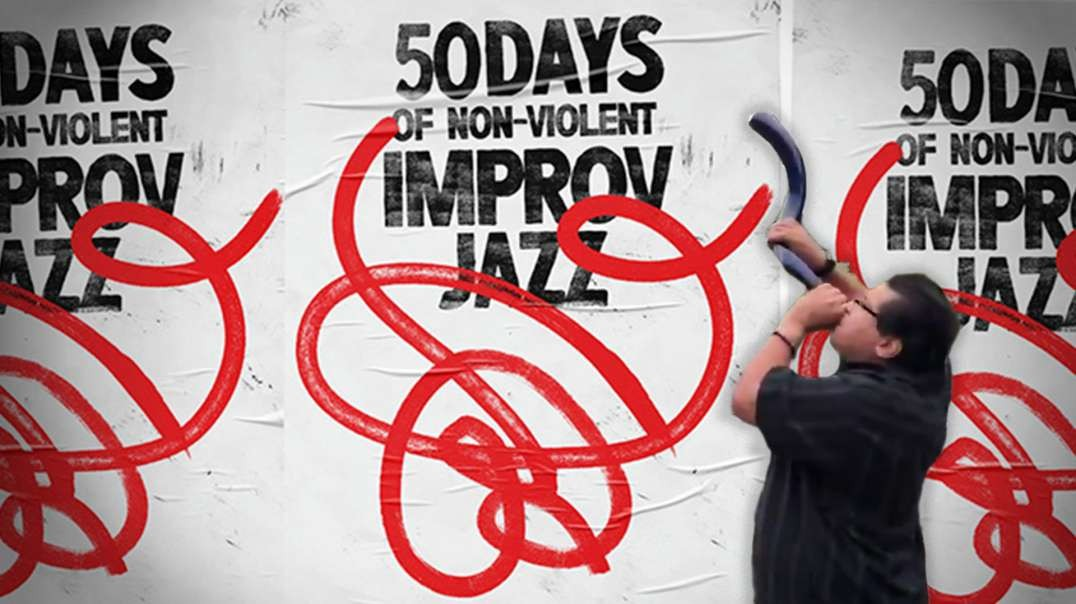 HIGHLIGHTS - White House Siege Replaced With Non-violent Improv Jazz
