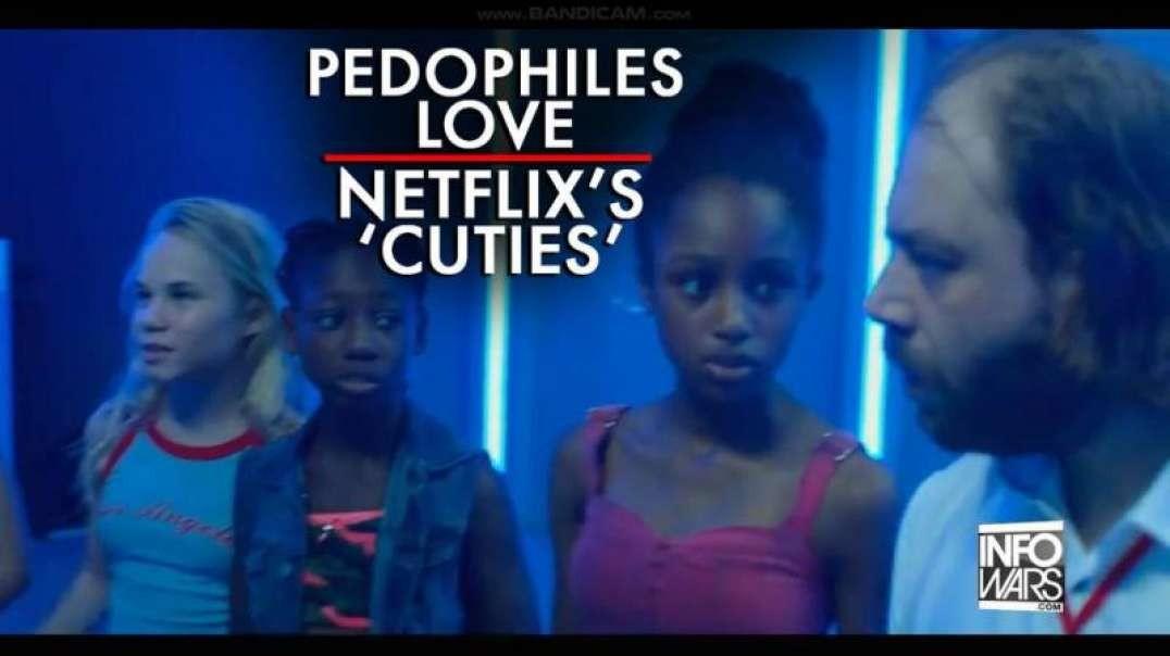 Pedophiles Love Netflix's 'Cuties'