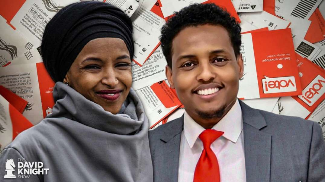 Veritas Exposes Ilhan Election Fraud: Why BOTH Parties Want Chaos
