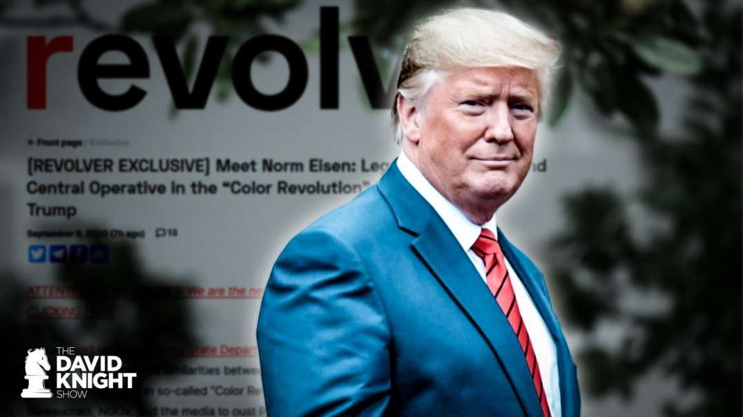 Operatives Running Color Revolution Against Trump and America Exposed
