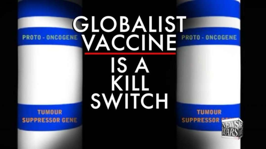 Globalist Vaccine Triggers Kill Switch Inside Human Cells