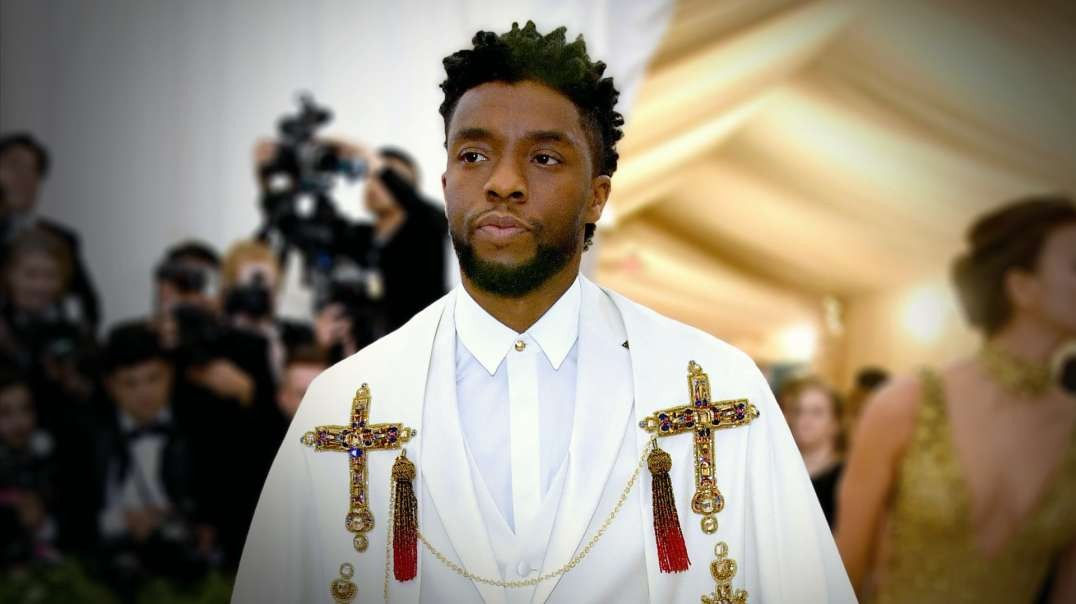 Chadwick Boseman Dies And MSM Says Cancer Is Racist