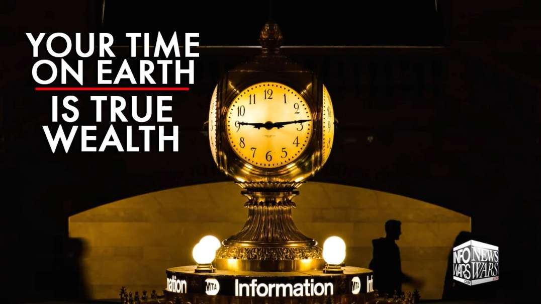 Dr. Nick Begich: Your Time on Earth is True Wealth