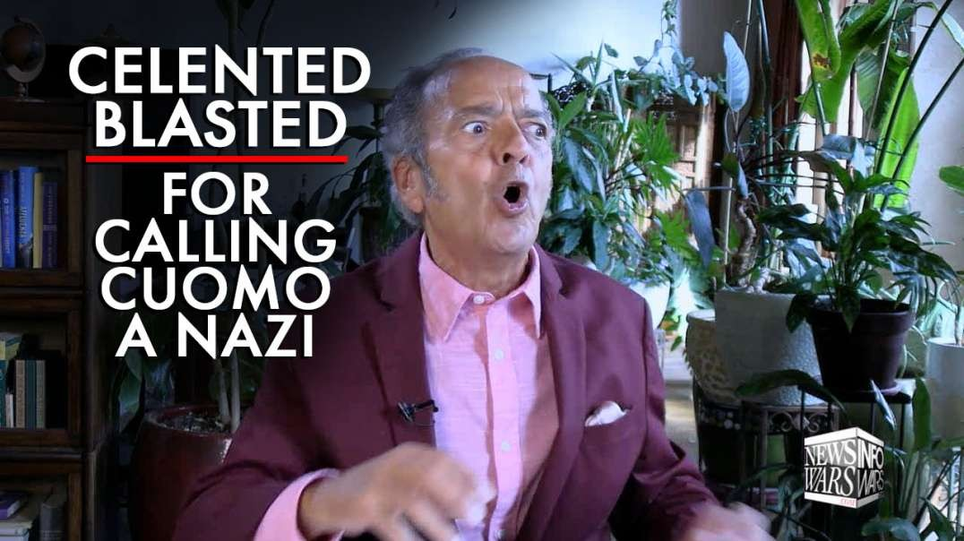 Celente Blasted For Calling Cuomo A Nazi, Okay For Biden To Call Trump A Nazi