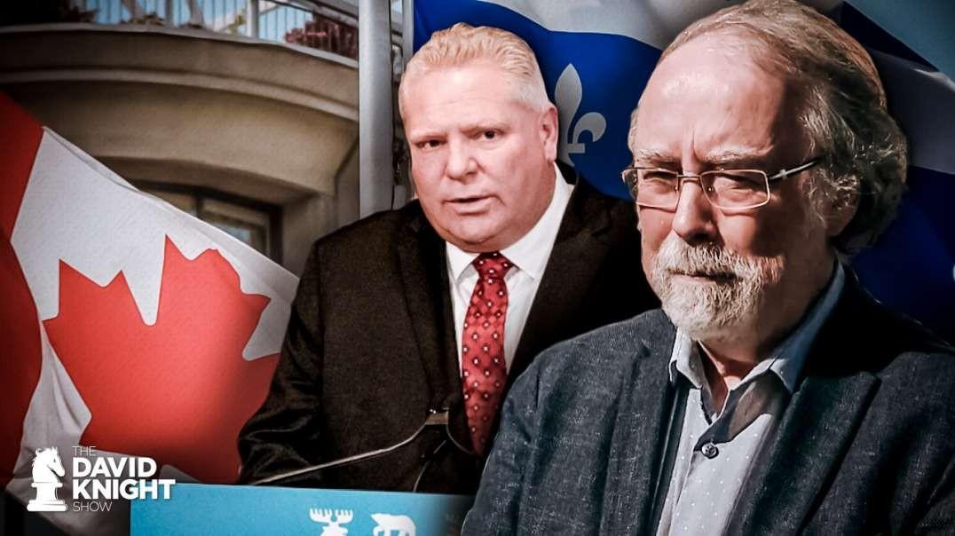 """Quebec Sends """"Uncooperative"""" Citizens To Secret Quarantine Camps"""