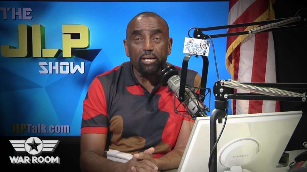 Jesse Lee Peterson: Trump Is The Last Hope To Save America