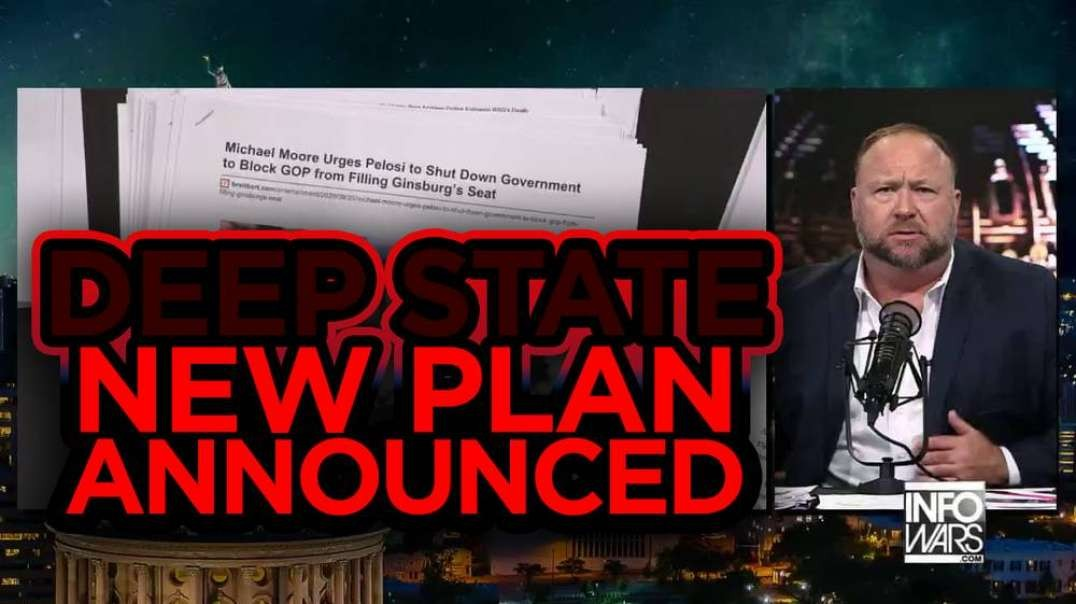 DEEP STATE LAUNCHES PLAN TO STOP TRUMP SUPREME COURT NOMINEE