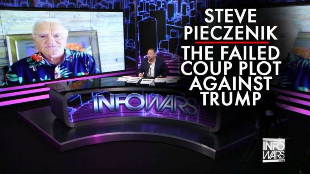 Ultra Deep State Operative Steve Piezcenik Exposes Failed Coup Plot Against Trump