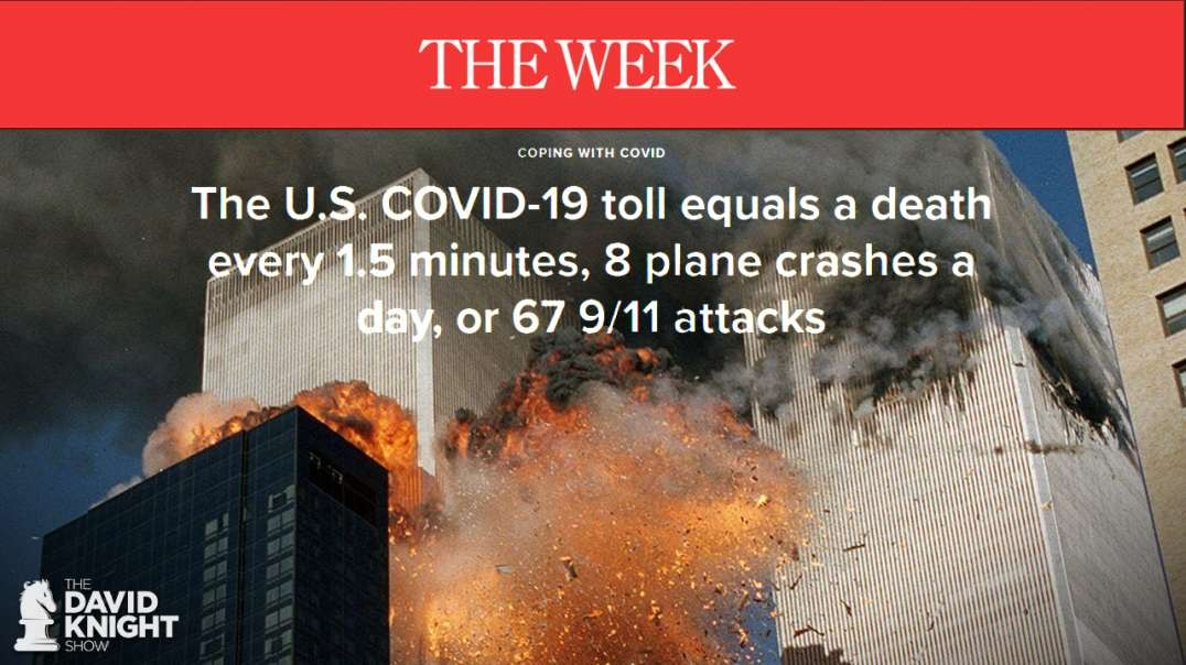 COVID Like 8 Airline Crashes per Day? Numba's Don't Lie, But Here's How Liars Twist Stats