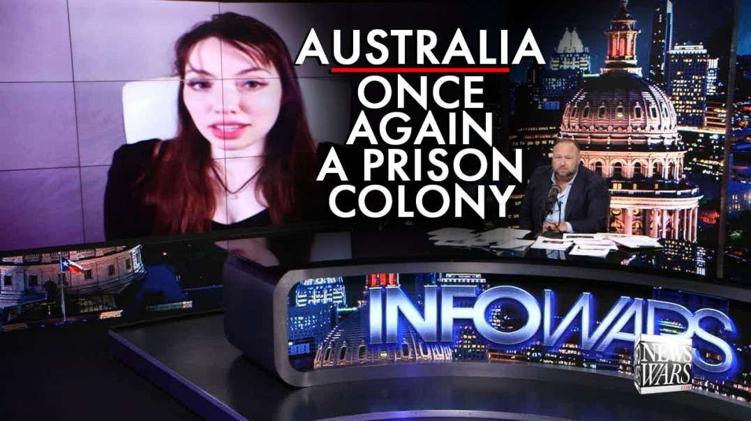Australia Once Again A Prison Colony