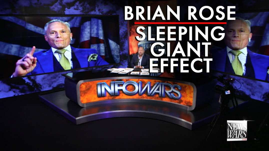 Brian Rose And The Sleeping Giant Effect