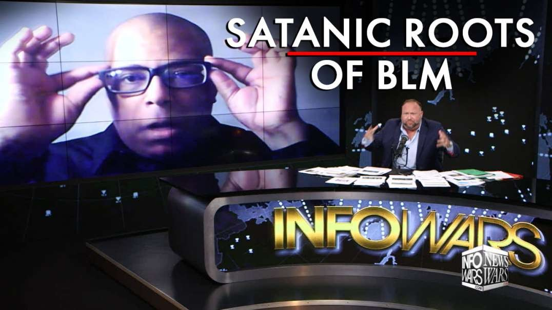 Vindicated! Man Who Exposed Satanic Roots of BLM Tells All