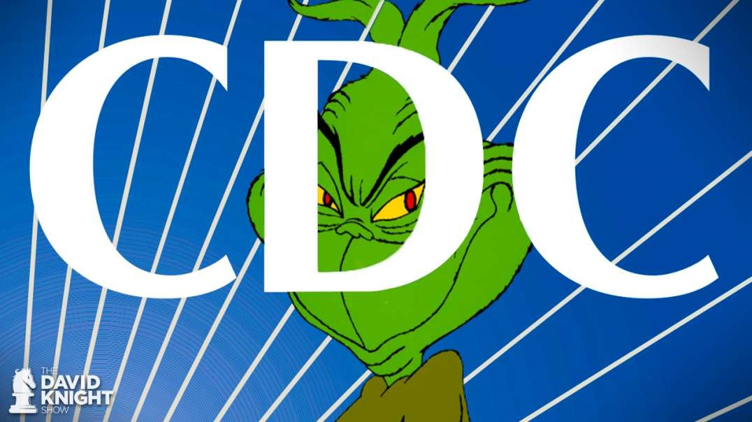 CDC The Grinch Who Wants to Steal EVERY Holiday Thru Christmas
