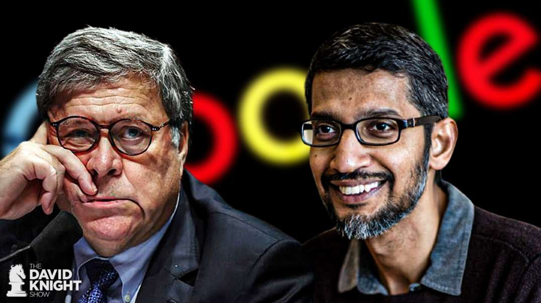 Barr's Google AntiTrust Avoids THE Issue