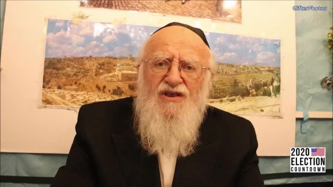 NY Rabbi Begs Trump for Help