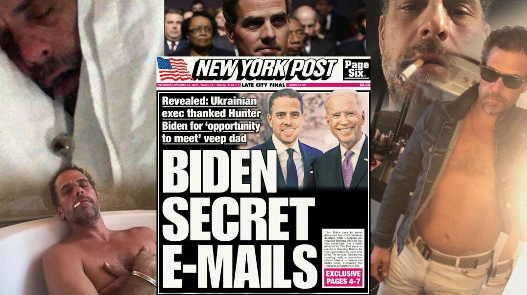 Did Hunter Biden Intentionally Give His Emails Up?
