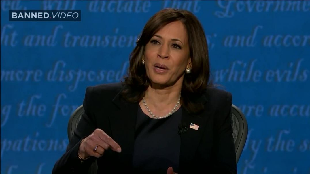 VIDEO: Kamala Harris Claims Trump And Pence Lost Trade War With China