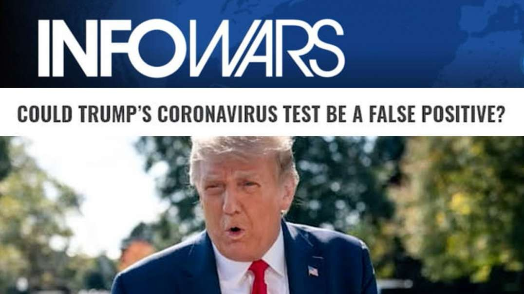 This is How Trump's Covid Test Could Be a False Positive