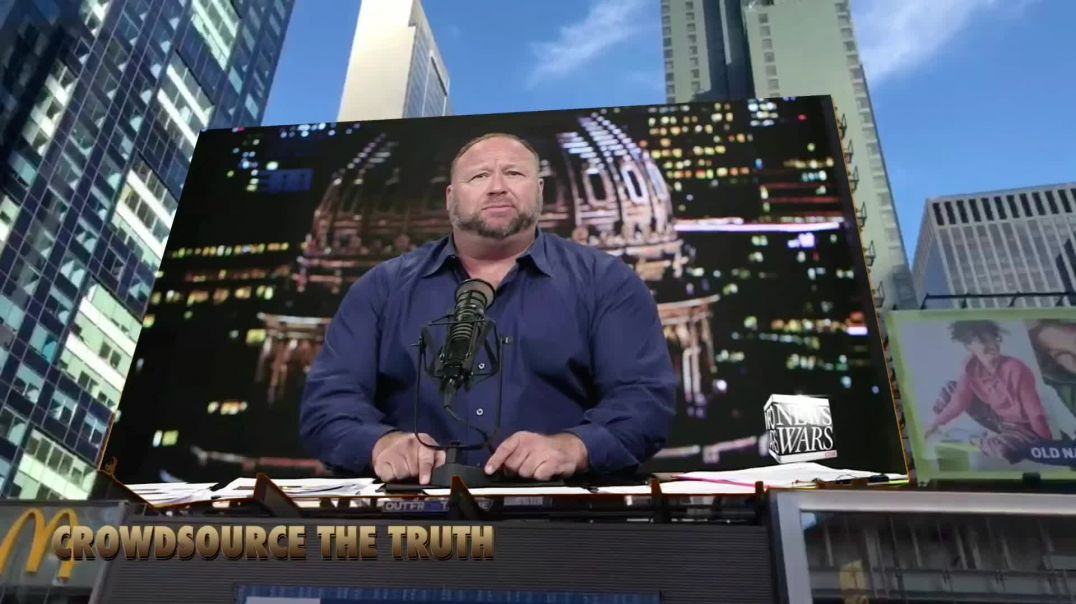 Truth, Lies & Lawfare With The Most Banned Man on The Internet Special Guest Alex Jones