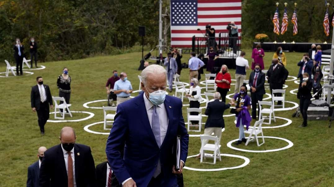Joe Biden Event Draws 10 People In Georgia