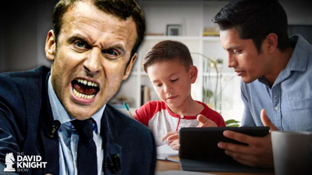France Bans Homeschool, Admits Govt School Is to Brainwash & Oppose Religion