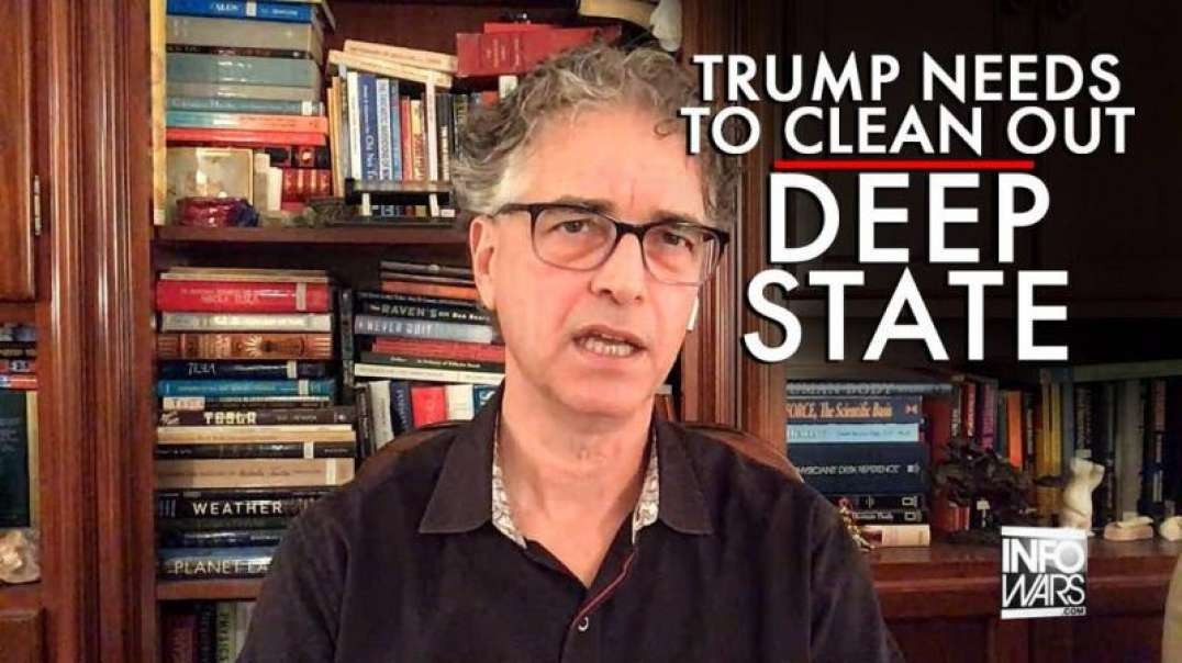 Dr. Nick Begich: Trump Needs to Clean Out the Deep State Now