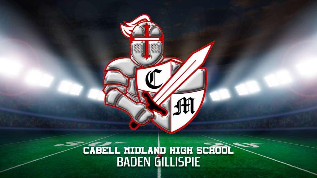 BADEN GILLISPIE | Cabell Midland High School