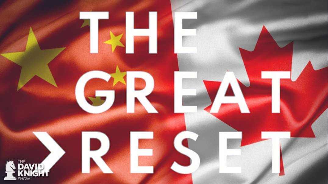 Canadian Whistleblower: Enslavement Begins in 2 Months