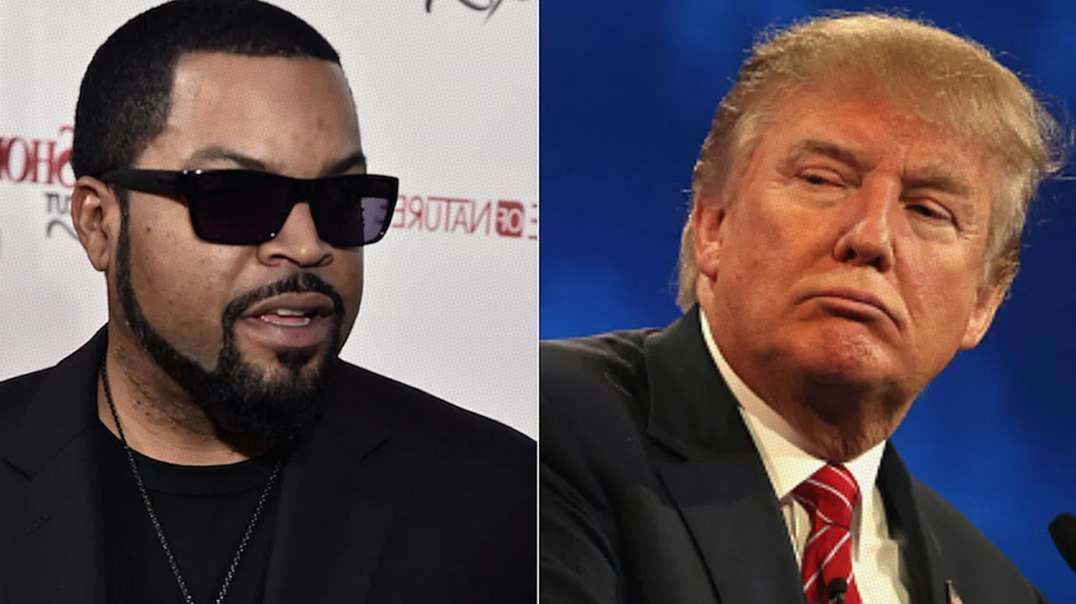 Rapper Ice Cube Realizes Democrats Don't Care About Black People And Is Now Working With Republicans