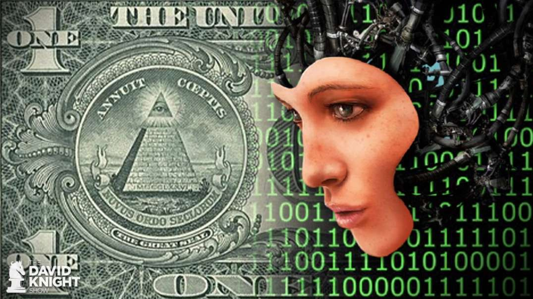 The Connection Transhumanist-Cashless Connection