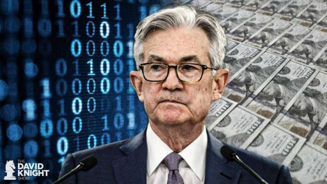 Fed Announces It Will Quit Printing Paper Money