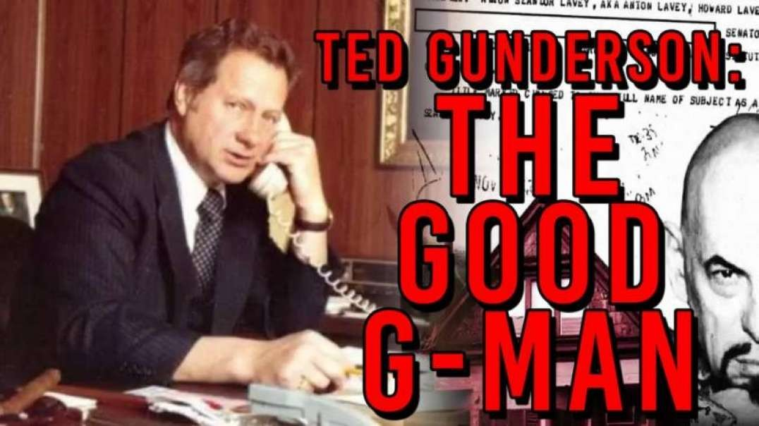 Meet Ted Gunderson: The Good G-Man Who Exposed It All
