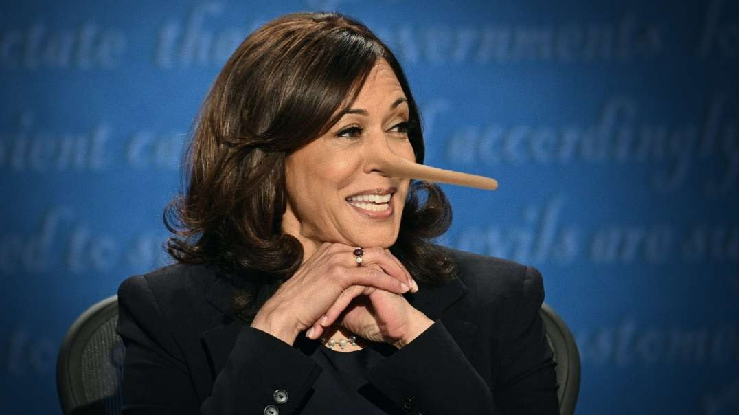 Kamala Harris And Democrats Caught In Massive Lies During Debate