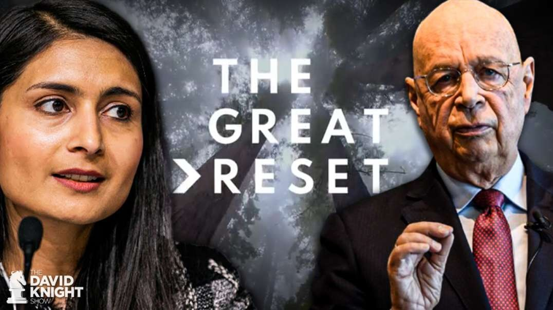Davos & IMF Conspire: World Debt Reset / Great Reset