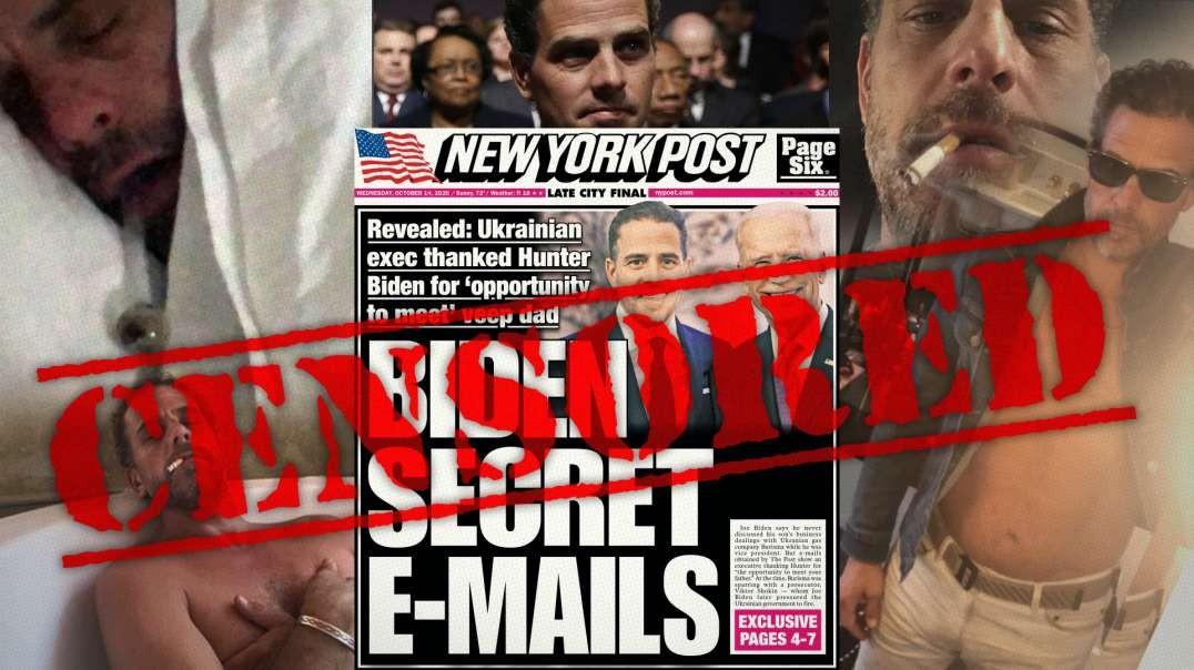 Facebook Is Breaking Campaign Finance Regulations By Censoring Joe Biden Story