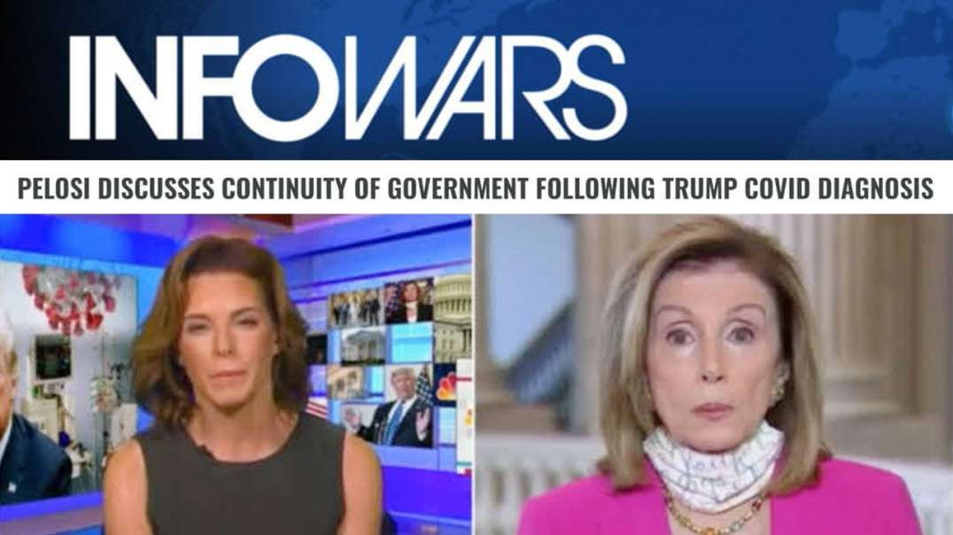 Has Trump Been Poisoned with Covid to Trigger Pelosi's CoG Takeover Plans?