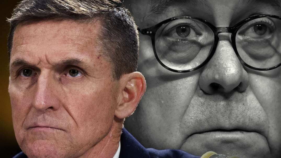 Former Intelligence Officer On Attorney General Barr And Gen Flynn