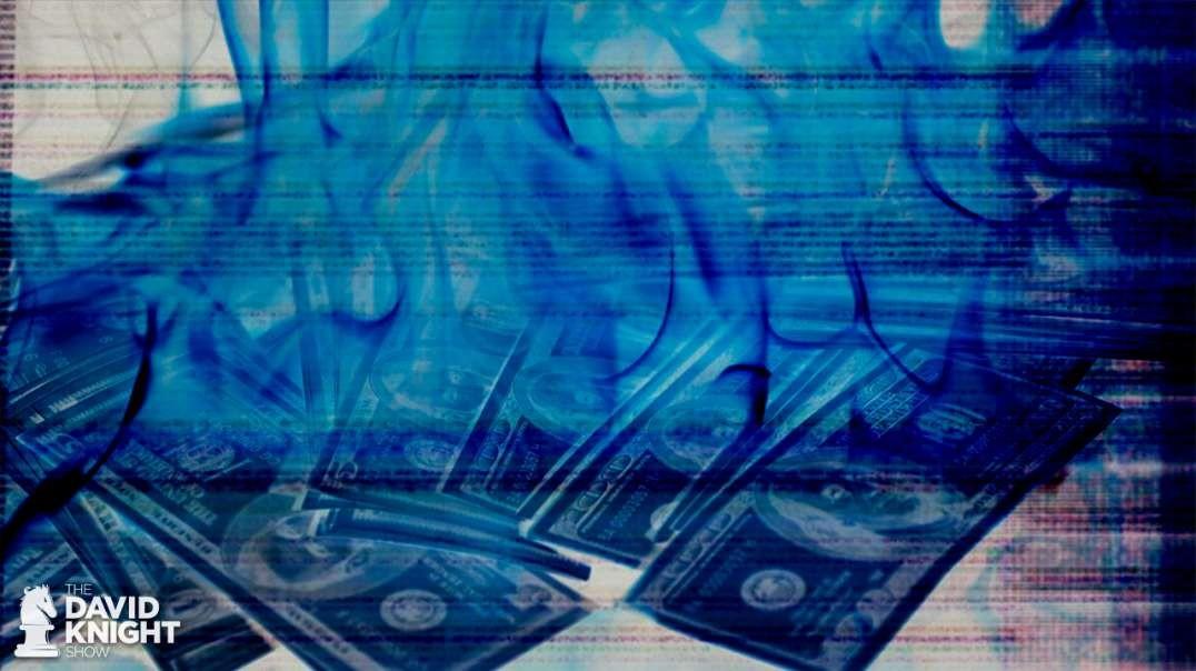 The Great Bank Robbery: Negative Interest Rates, Cashless, Digital Dollar