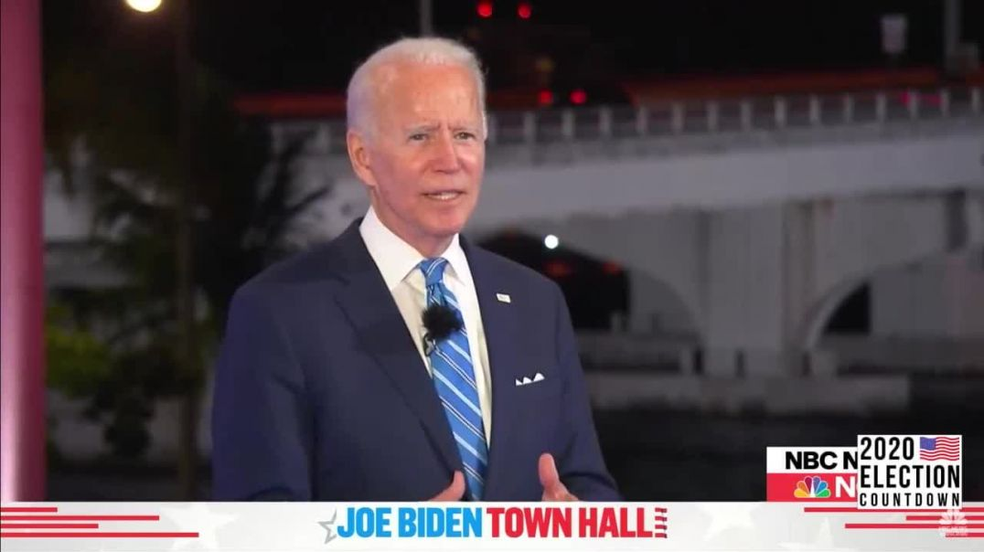 Joe Biden Makes Outrageous Claim He Wants To Increase Police Budgets