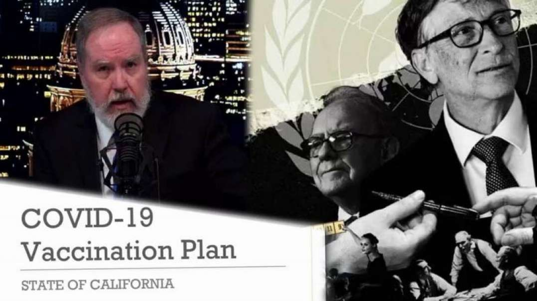 CDC & California Detailed Plan to Vaccinate Everyone