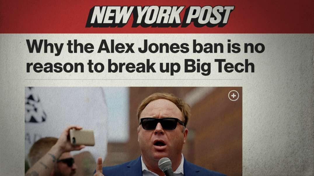 New York Post Celebrated Infowars Ban In 2018