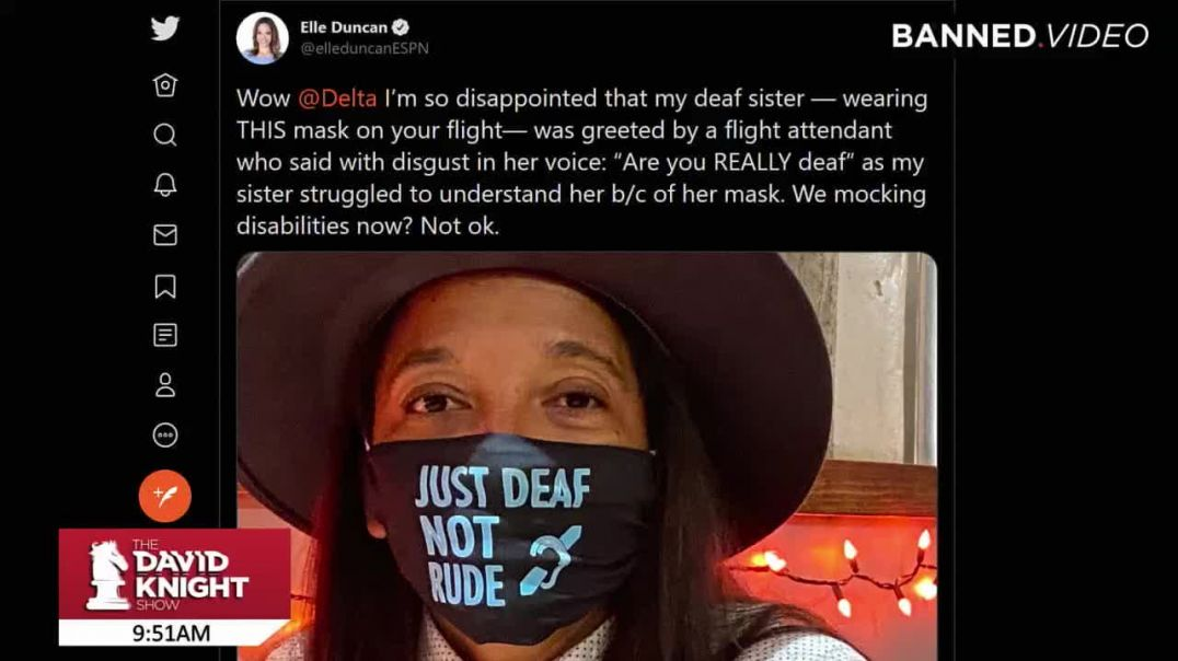 Airlines Trained to Bully Deaf Person