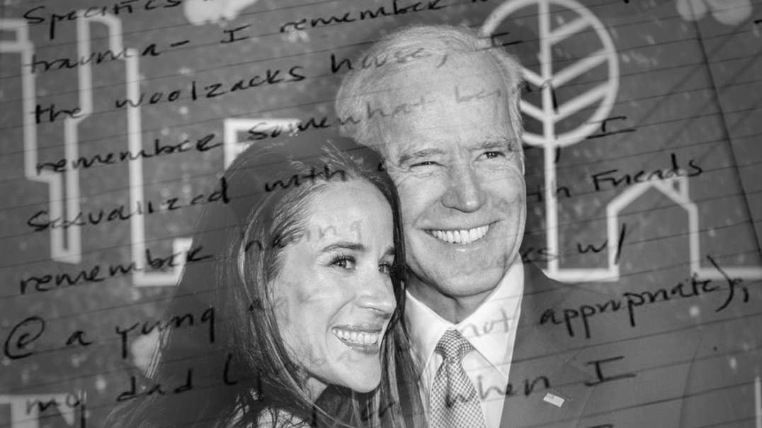 Ashley Biden Diary Reveals Sick Twisted Pleasures