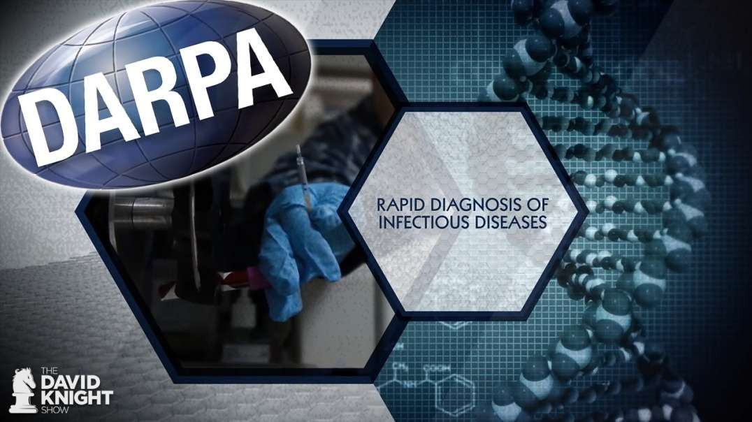 CIA/DARPA DNA Vaccine Rapid Deployment; Canadian Isolation Camps