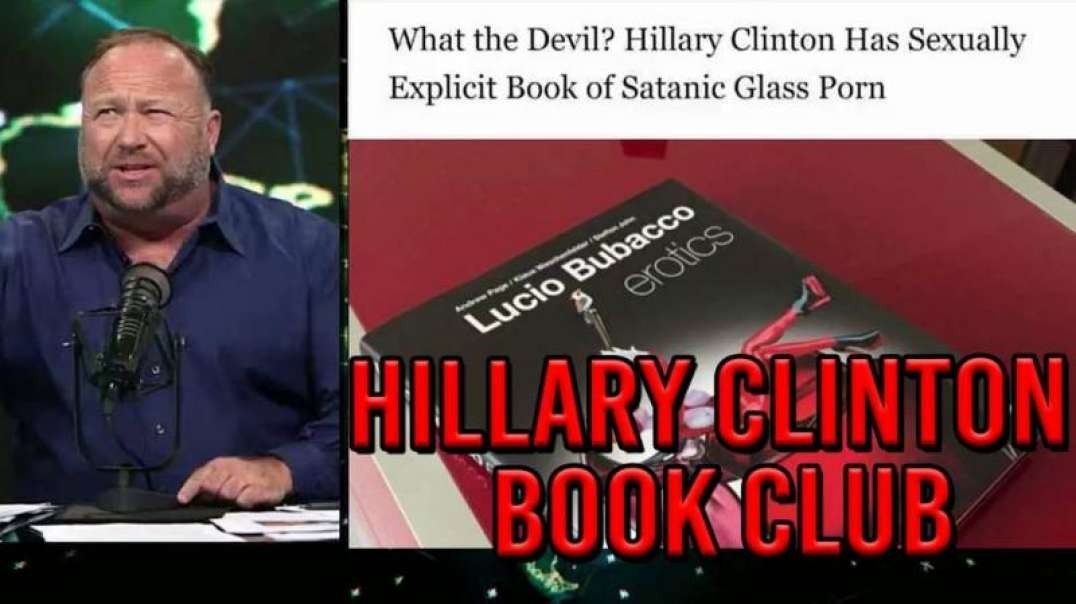 Demonic Hillary And Her Deep State Cronies' Satanic Nature Revealed